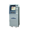 High Quality Standalone Metal Case Interactive Touch Screen Coin Operated Kiosk with Printer