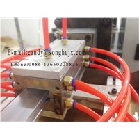 High Quality Transparent IC Packaging Pipe Extrusion Line