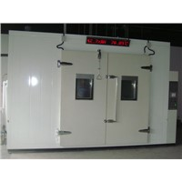 Walk Drive in Environmental Temperature Humidity Climatic Stability Test Chamber