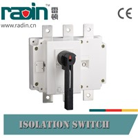 125A, 160A, 200A, 250A, 315A, 400A, 500A, 630A Load Break Switch/Changeover Load Switch