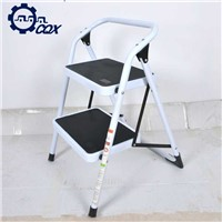 Two Step Ladder Used for Bedroom Kitchen Renovation Work