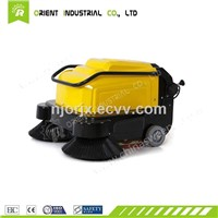 High Quality Hand Push Road Sweeping Machine