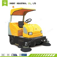 Commercial Road Sweeper, Ride on Sweeper, Electric Sweeper