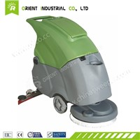CE, ISO Approved Good Quality Industrial Automatic Walk behind Floor Scrubber