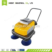 Electric Hand-Push Floor Cleaning Machine with ISO9001
