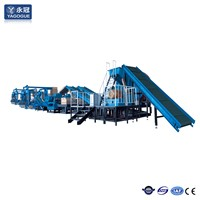 Waste Tire Rubber Powder Recycling Machinery Plant Production Line