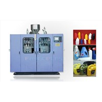 Htii-5l-Fully-Automatic-Double-Station-Blow-Molding-Machine