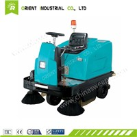 Warehouse Vacuum Sweeper