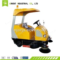 Vacuum Street Sweeper with CE