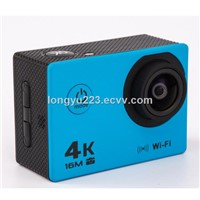4K MINI 30 Waterproof Action Camera with WiFi HD Sports DV Camera