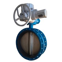 Electric Resilient Seated Butterfly Valve