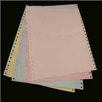 Computer Bill Printer Paper, Folded Paper Decorative Paper, Highqualitycomputerpaper