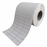 Customer Logo Sticker Paper Label Rolls
