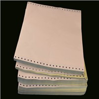Hot Selling Computer Continuous Form Paper with High Quality