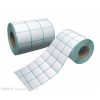 Sticker Paper Rolls, Three Proof Blank Sticker Paper Roll