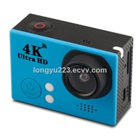 4K MINI 30M Waterproof Action Camera with WiFi HD Outdoor Sports DV Cam