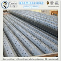 6 5\/8 Inch Water Well Perforated Slotted Screen Pipe