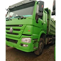 Used Dump Truck for Sale Used Howo 6X4 Dump Tipper 371