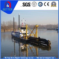 High Quality Sand Suction Pumping Machine for Reservoir/Engineering Machinery