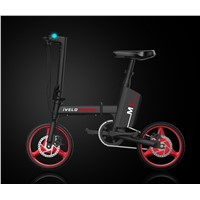 New Ivelo for Electric Folding Bike Small Electric Bicycle with Pedal New Products Will Soon Be Listed, Electric Car