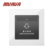 MVAVA Hotel Card Switch Energy Saving Insert Card for Power Wall Switch for Room Card