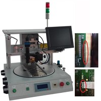 Robotic Hot Solder Dip & Exchange Equipment, CWPC-1A
