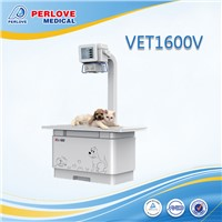 200mA High Frequency X-Ray Equipment VET1600V for Vets