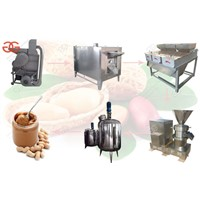 Automatic Peanut Butter Grinding Production Line for Sale