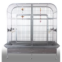 Big Size Metal Wire Parrot Cage with Best Price