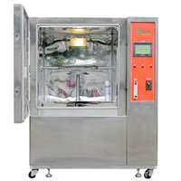 Environmental Laboratory Rain Spray Test Chamber for Ipx1234