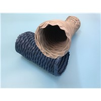 PVC Polyester Fabric Air Duct Hose