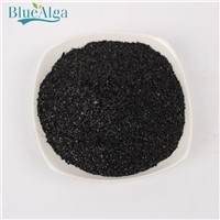 Natural Fermented Seaweed Extract Flake Low Application Rate Highly Effective Fertilizer