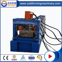 Ridging Cap Cold Forming Machine