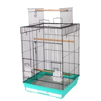 Special Bird Cage, Colorful Plastic Tray