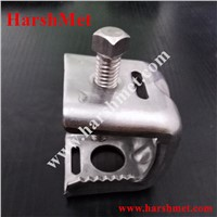 Stainless Steel Angle Adapter with Slots