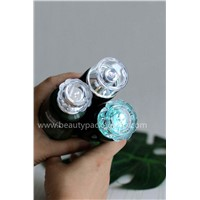 Various Luxury Crystal Acrylic Cover Cosmetic Hand Cream Tube