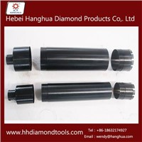 Diamond Core Drill Bit for Hard Rock