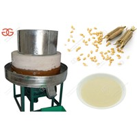 Stone Mill Sesame Tahini Making Machine