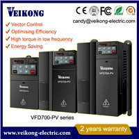 VFD700-PV High Performance Solar Pump Frequency Inverter