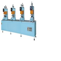 LQHJ-4W-H PVC Window-Doors Four-Headed Welding Machine with Optional Seamless Conversion