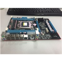 D-X79 PLUS NEW Mainboard for LGA2011 Xeon Series CPU