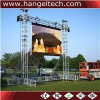 P5mm Outdoor Water Proof HD Rental LED Display in L. A.