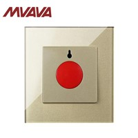 MVAVA Alarm Button Fire Emergency Call Luxury Switch SOS Emergency Switch