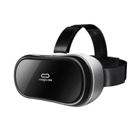 Magicsee M1 PRO All in One VR Headset 3D Movie Game Virtual Reality Glasses 360 Viewing Immersive Support WiFi Bluetooth