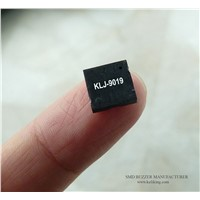 SMD Buzzer Piezo Speaker Alarm Audio Transducer Surface Mounted Buzzer Power Saving (L) 9.0mm * (W) 9.0mm * (H) 1.9mm