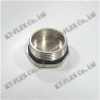 Stainless Steel/ Brass Hex Plug