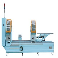 LQJQ-CNC-500*5100 Brand New Precise CNC Cutting Saw of Aluminum Profile (Full Closed Loop)