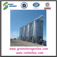 Livestock Feed Silo for Feed Mill