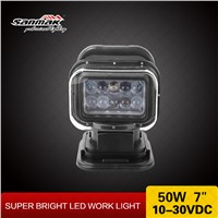 Remote Search LED Light Sanmak