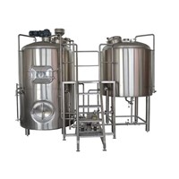 300L Commercial Micro Brewery Brew Equipment